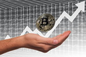 Bitcoin price chart (Image: geralt/Pixabay)