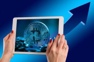 Bitcoin Price Chart (Image: NikonD300/MaxPixel)
