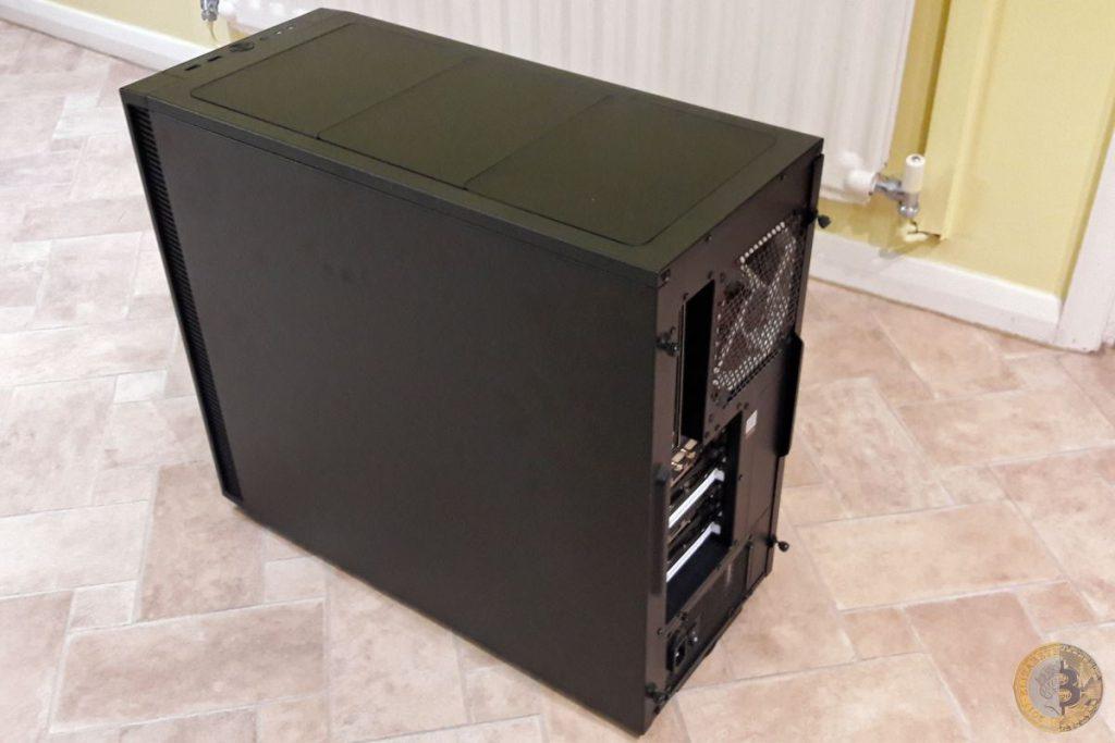 The Beast - High End Mining PC (Image: BIUK)